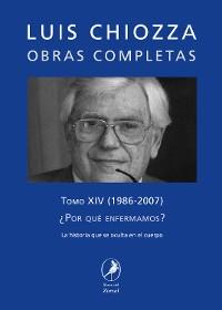 Cover Obras completas de Luis Chiozza Tomo XIV