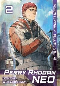 Cover Perry Rhodan NEO: Volume 2
