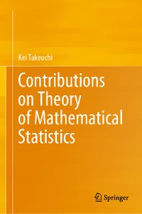 Cover Contributions on Theory of Mathematical Statistics