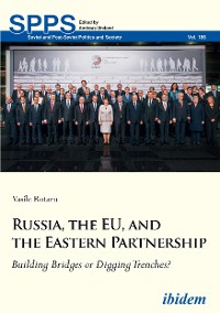 Cover Russia, the EU, and the Eastern Partnership