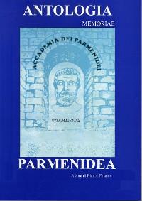 Cover Antologia Parmenidea Memoriae