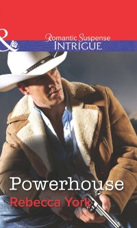 Cover Powerhouse (Mills & Boon Intrigue)