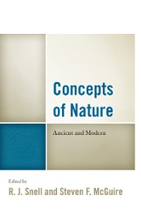 Cover Concepts of Nature