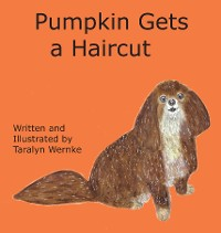 Cover Pumpkin Gets a Haircut