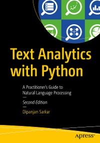 Cover Text Analytics with Python