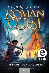 Cover Roman Quest - Im Bann der Druiden