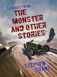 Cover Monster and Other Stories