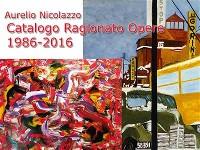 Cover Catalogo Ragionato Opere Pittoriche
