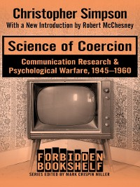 Cover Science of Coercion