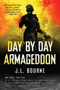 Cover Day by Day Armageddon