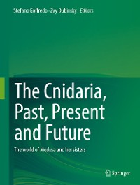 Cover The Cnidaria, Past, Present and Future