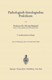 Cover Pathologisch-histologisches Praktikum