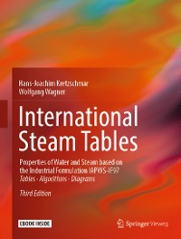 Cover International Steam Tables