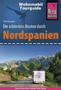 Cover Reise Know-How Wohnmobil-Tourguide Nordspanien