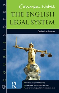 Cover Course Notes: the English Legal System