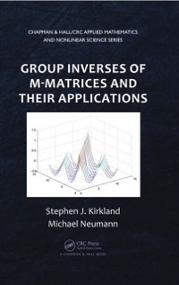 Cover Group Inverses of M-Matrices and Their Applications