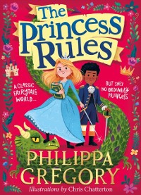 Cover Princess Rules