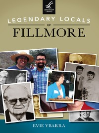 Cover Legendary Locals of Fillmore
