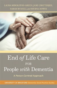 Cover End of Life Care for People with Dementia