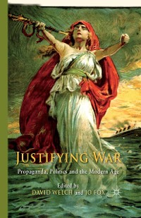 Cover Justifying War