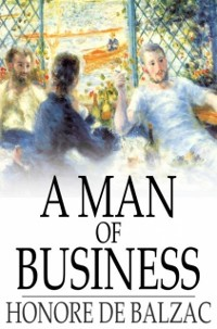Cover Man of Business