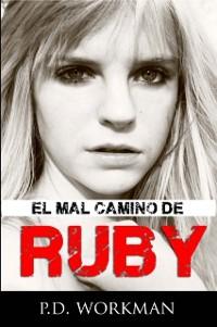 Cover El mal camino de Ruby