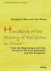 Cover Handbook of the History of Religions in China I