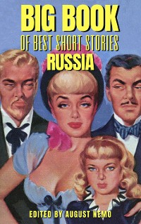 Cover Big Book of Best Short Stories - Specials - Russia