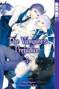 Cover The Vampire's Prejudice - Band 1