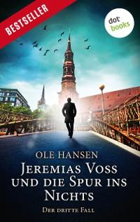 Cover Jeremias Voss und die Spur ins Nichts - Der dritte Fall