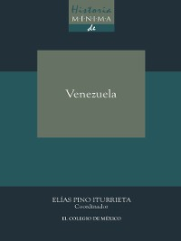 Cover Historia mínima de Venezuela