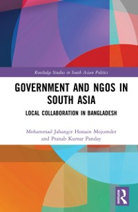 Cover Government and NGOs in South Asia