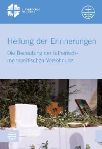 Cover Heilung der Erinnerungen