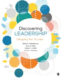 Cover Discovering Leadership