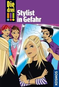 Cover Die drei !!!, 38, Stylist in Gefahr (drei Ausrufezeichen)