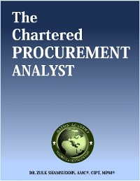 Cover The Chartered Procurement Analyst