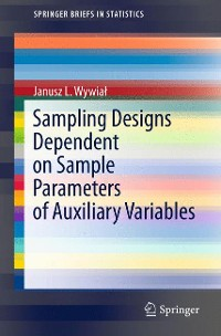 Cover Sampling Designs Dependent on Sample Parameters of Auxiliary Variables