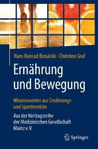 Cover Ernährung und Bewegung - Wissenswertes aus Ernährungs- und Sportmedizin