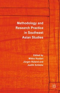 Cover Methodology and Research Practice in Southeast Asian Studies