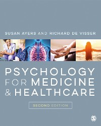 Cover Psychology for Medicine and Healthcare