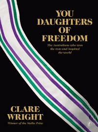 Cover You Daughters of Freedom