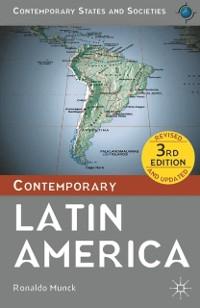 Cover Contemporary Latin America