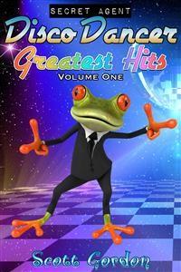 Cover Secret Agent Disco Dancer: Greatest Hits Vol. 1