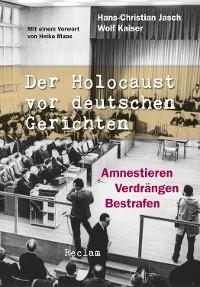 Cover Der Holocaust vor deutschen Gerichten