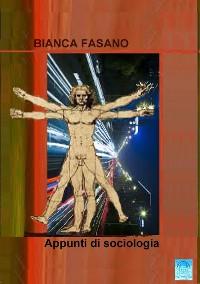 """Cover """"Appunti di sociologia"""""""