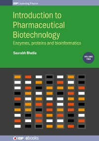 Cover Introduction to Pharmaceutical Biotechnology, Volume 2