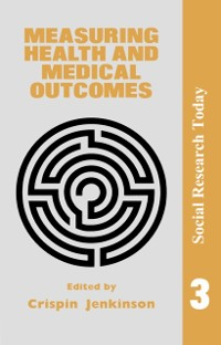 Cover Measuring Health And Medical Outcomes