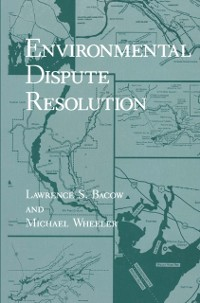 Cover Environmental Dispute Resolution