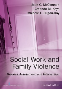 Cover Social Work and Family Violence
