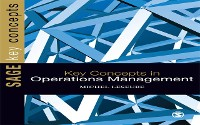 Cover Key Concepts in Operations Management